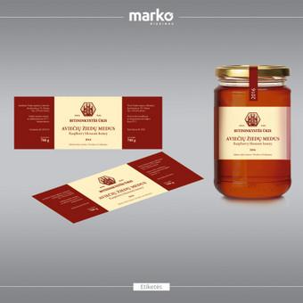 DIZAINO IR REKLAMOS SPRENDIMAI / UAB Marko dizainas / Darbų pavyzdys ID 1022543