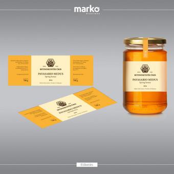 DIZAINO IR REKLAMOS SPRENDIMAI / UAB Marko dizainas / Darbų pavyzdys ID 1022545