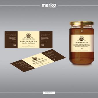 DIZAINO IR REKLAMOS SPRENDIMAI / UAB Marko dizainas / Darbų pavyzdys ID 1022547