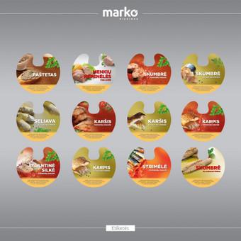 DIZAINO IR REKLAMOS SPRENDIMAI / UAB Marko dizainas / Darbų pavyzdys ID 1022555