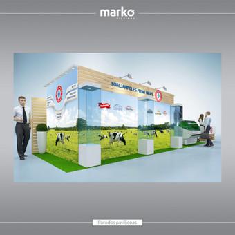 DIZAINO IR REKLAMOS SPRENDIMAI / UAB Marko dizainas / Darbų pavyzdys ID 1022559