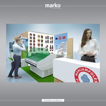 DIZAINO IR REKLAMOS SPRENDIMAI / UAB Marko dizainas / Darbų pavyzdys ID 1022561