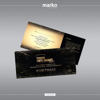 DIZAINO IR REKLAMOS SPRENDIMAI / UAB Marko dizainas / Darbų pavyzdys ID 1022569