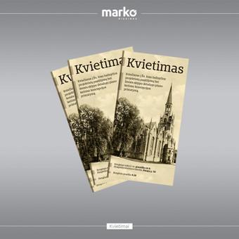 DIZAINO IR REKLAMOS SPRENDIMAI / UAB Marko dizainas / Darbų pavyzdys ID 1022571