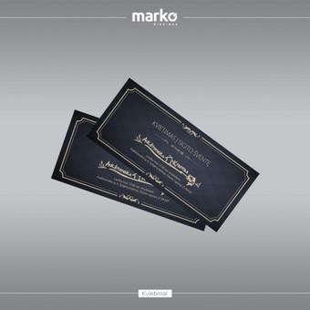 DIZAINO IR REKLAMOS SPRENDIMAI / UAB Marko dizainas / Darbų pavyzdys ID 1022573