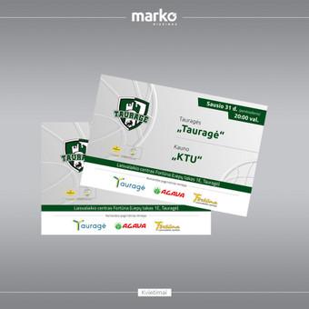 DIZAINO IR REKLAMOS SPRENDIMAI / UAB Marko dizainas / Darbų pavyzdys ID 1022577