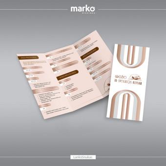 DIZAINO IR REKLAMOS SPRENDIMAI / UAB Marko dizainas / Darbų pavyzdys ID 1022579