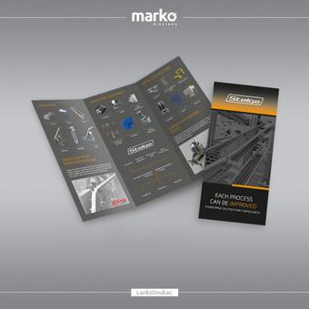 DIZAINO IR REKLAMOS SPRENDIMAI / UAB Marko dizainas / Darbų pavyzdys ID 1022581