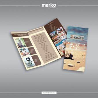 DIZAINO IR REKLAMOS SPRENDIMAI / UAB Marko dizainas / Darbų pavyzdys ID 1022583