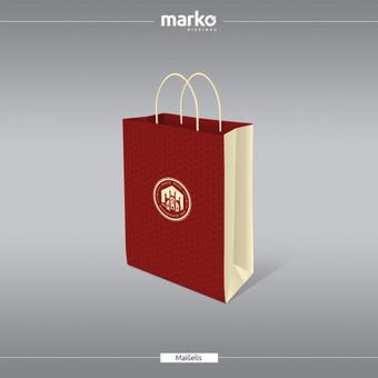 DIZAINO IR REKLAMOS SPRENDIMAI / UAB Marko dizainas / Darbų pavyzdys ID 1022591