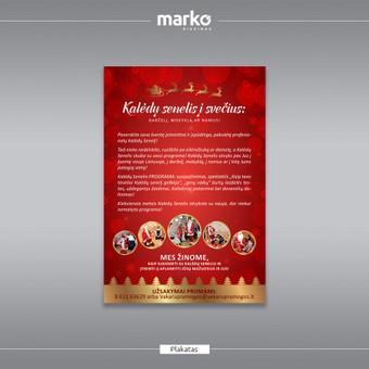DIZAINO IR REKLAMOS SPRENDIMAI / UAB Marko dizainas / Darbų pavyzdys ID 1022607