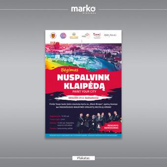 DIZAINO IR REKLAMOS SPRENDIMAI / UAB Marko dizainas / Darbų pavyzdys ID 1022625