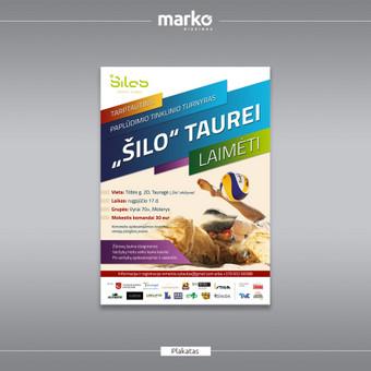 DIZAINO IR REKLAMOS SPRENDIMAI / UAB Marko dizainas / Darbų pavyzdys ID 1022627