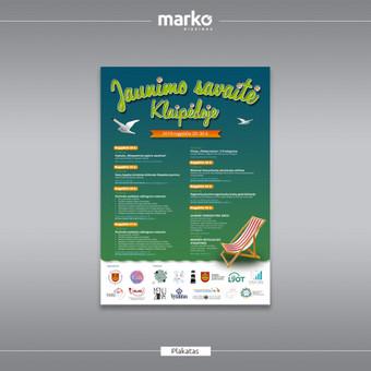DIZAINO IR REKLAMOS SPRENDIMAI / UAB Marko dizainas / Darbų pavyzdys ID 1022629