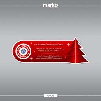 DIZAINO IR REKLAMOS SPRENDIMAI / UAB Marko dizainas / Darbų pavyzdys ID 1022651