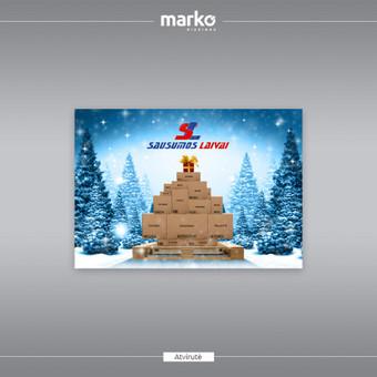 DIZAINO IR REKLAMOS SPRENDIMAI / UAB Marko dizainas / Darbų pavyzdys ID 1022655