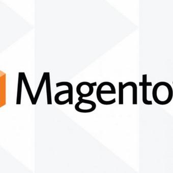 Magento el. parduotuvės produktų, turinio sukėlimas
