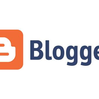 E blogger interneto svetainės turinio sukėlimas