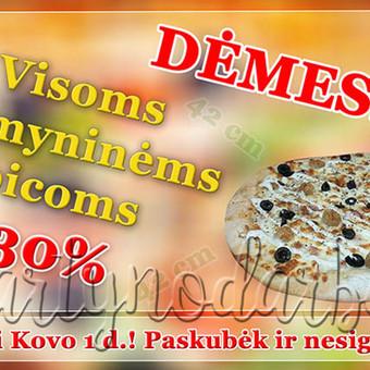Grafikos dizaineris Kaune / Martynas Leščinskas / Darbų pavyzdys ID 109443