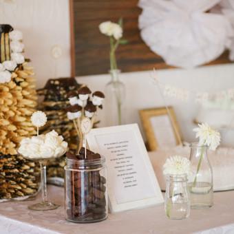 Vestuvių planuotoja, dekoratorė, koordinatorė / Ir Ideas / Darbų pavyzdys ID 109499