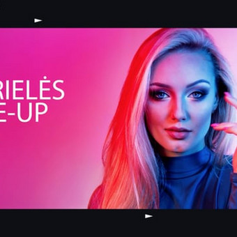 Užsakovas: Gabrieles Make-up