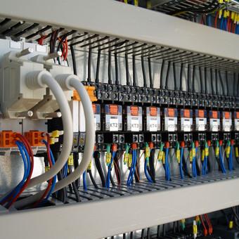 Elektrikų komanda - kokybiškai taisome, matuojame, įrengiame / Elektrikų Komanda / Darbų pavyzdys ID 1051913