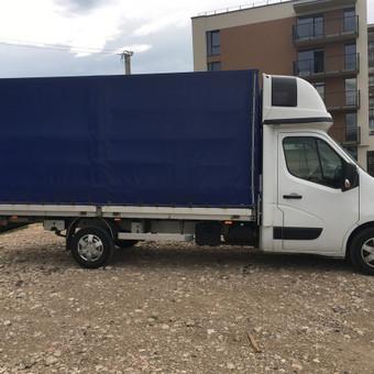 Krovininių ir keleivinių mikroautobusų nuoma / chris / Darbų pavyzdys ID 1052473