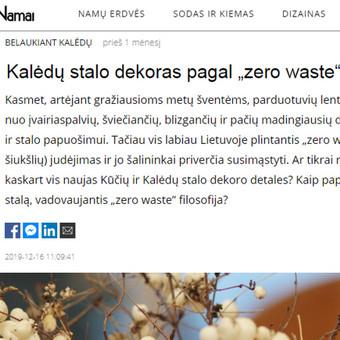 Tekstų kūrėja | Straipsnių, įvairių tekstų rašymas / Jurgita Juknaitė-Kozlova / Darbų pavyzdys ID 1053007