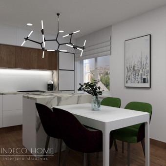 Interjero dizainas, vizualizacijos / Lina Juškė / Darbų pavyzdys ID 1056991