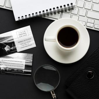 Grafikos dizainerė / Olga Kapustina / Darbų pavyzdys ID 1057435