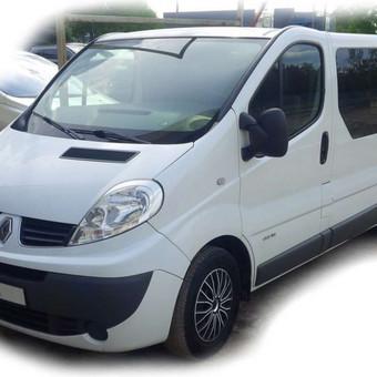 Keleivinių mikroautobusų nuoma 9 vietos / 8 ratai UAB / Darbų pavyzdys ID 1062567