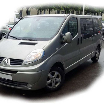 Keleivinių mikroautobusų nuoma 9 vietos / 8 ratai UAB / Darbų pavyzdys ID 1062569
