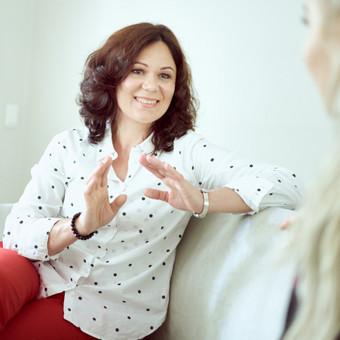 Profesionali privati konsultacija Vilniuje, KET kryptis, Mindfulness