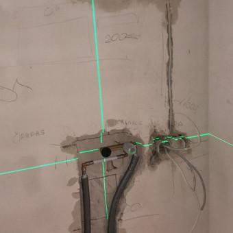 Santechnikas, vandentiekis, šildymas, vėdinimas / Marius / Darbų pavyzdys ID 1063435