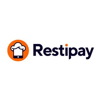 Restipay - Restaurant Payment app      Logotipų kūrimas - www.glogo.eu - logo creation.