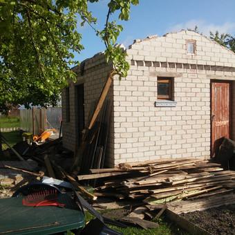 Statybos darbai / Roman / Darbų pavyzdys ID 114241