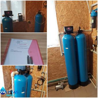 Viskas vandens filtravimui: vandens filtrai ir servisas / Linas / Darbų pavyzdys ID 1070957
