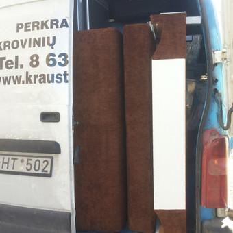 Pervežimas, perkraustymo paslaugos / MB Transkrausta / Darbų pavyzdys ID 114747