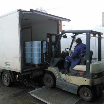 Perkraustymo paslaugos / Krovinių Pervežimas / Darbų pavyzdys ID 119031
