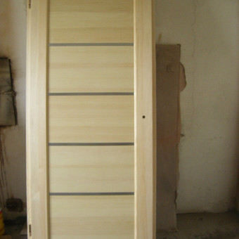 Medinių durų, laiptų ir kubilų gamyba / Saulius / Darbų pavyzdys ID 119163