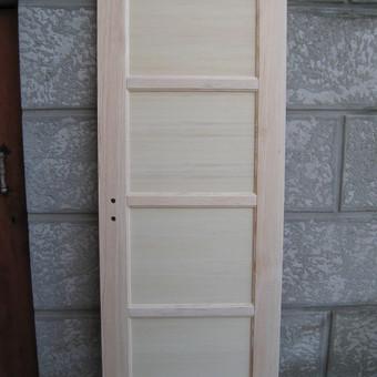 Medinių durų, laiptų ir kubilų gamyba / Saulius / Darbų pavyzdys ID 119167