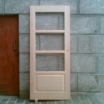 Medinių durų, laiptų ir kubilų gamyba / Saulius / Darbų pavyzdys ID 119173