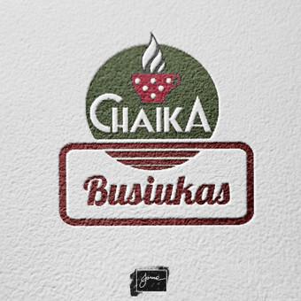 """Logotipas """"Chaika busiukas"""""""