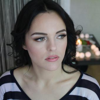 """""""Silvija MUA Make Up & Hairstyles""""  - MAKIAŽAI ir ŠUKUOSENOS / Silvija / Darbų pavyzdys ID 120437"""