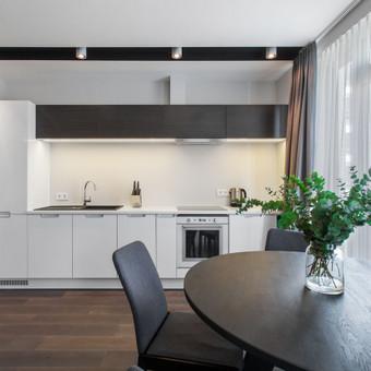 Jauno vyro butas Vilniuje