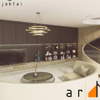 Architektė / Giedrė Karenė / Darbų pavyzdys ID 121137