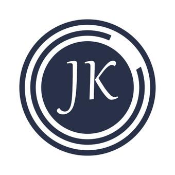 Logotipas siuvėjai: pienės imitacija + adatų dėžutė.