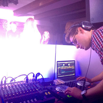 Visuomet dirbu su patikimu savo DJ'u