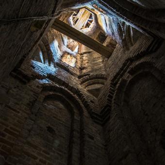 Ekskursija Bernardinų bažnyčioje ir vienuolyne. Foto www.eugenijusb.com