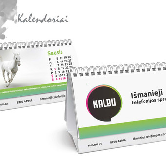 Staliniai kalendoriai.